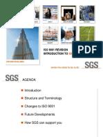 SGS SSC ISO 9001 2015 Introduction Presentation A4 en 15 09