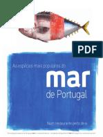 Catálogo Espécies Do Mar de Portugal
