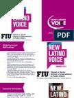July 5-17 New Latino Voice Poll
