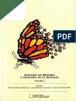 VV.AA. - Estudios en Historia y Filosofía de la Biología, Vol.I.pdf
