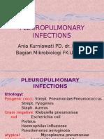 PLEUROPULMONARY INFECTIONS.ppt