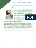 EME PEDRP01 Contenidos