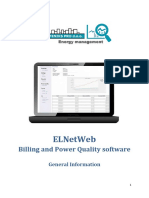 Manual for ELNetWeb