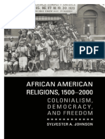 African American Religions, 1500-2000_ C - Sylvester a. Johnson