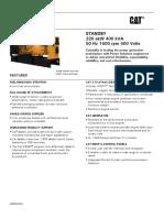 generator diesel 400KVAC13-ITEMNO0049