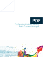 Configuring Hadoop Security With Cloudera Manager