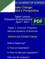 Taplin Lecture 040711