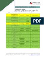 Informe-Nómina de las 150 carreras a ser evaluadas en el 2016.doc
