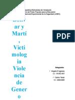 BOLIVAR Y MARTI Victimologia y Violencia de Genero