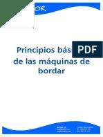 Tecnica y Asesoramiento Principios Basicos de Las Maquinas de Bordar[1]