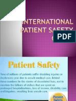 International patient safety goals.ppt