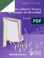 Gestión Cultural y Lectura en Tiempos de Diversidad