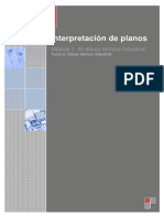 interpretación de planos
