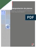 interpretación de planos