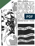 Boing Boing (Feat. Anton WIlson)