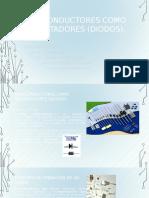 Semiconductores Como Recortadores (Diodos)