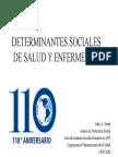 Dominicana Determinantes