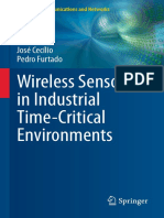 Wireless Sensors in Industrial Time-Critical Environments-Springer International Publishing (2014)