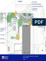 Plan for Park Slope Public Library Storytelling Garden