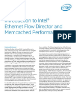 Introduction to Intel Ethernet Flow Director and Memcached Performance