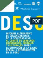 LIBRO COMITÉ DE DERECHOS ECONÓMICOS, SOCIALES Y CULTURALES SOBRE LA SITUACIÓN DE LA SALUD SEXUAL Y REPRODUCTIVA EN EL PERÚ.pdf