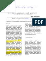 DIRETRIZES PARA PLANEJAMENTO E GESTÃO AMBIENTAL DO TRANSPORTE HIDROVIÁRIO NO BRASIL