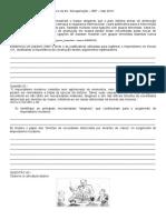 Bloco de Exercícios - Recuperação Ietp2016 - 9EF