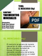 El Mercurio (Yacimientos)