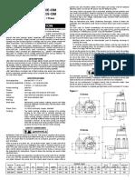 Manual Bomba Electrosumergible Little Giant_20E-3ph