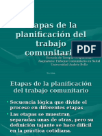 Etapas Del Trabajo Comunitario2011