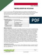 135893529 Ficha Tecnica Magnaflux Revelador SKD S2 Espanol