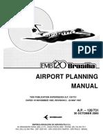 EMB120 Airport Planning Manual