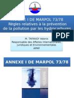 Annexe i de Marpol
