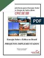 Energia Solar e Eólica No Brasil