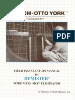 Demister - Koch York