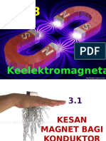 Nota Fizik Tingkatan 5 Bab 3 Keelektromagnetan