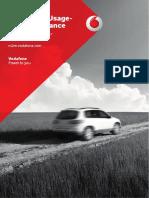 Vodafone M2M UBI Datasheet