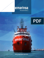 Brochure Marinsa