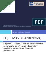 Sesión 1A_ Lineas de Transmisión y Antenas 2014-III
