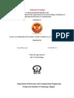 125493423 Training Report on Doordarshan