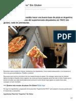 Modoglutenfree.com-Pizza Fácil Argentina Sin Gluten