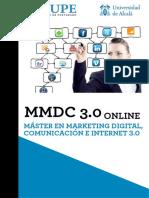 Master en Marketing Digital y Comunicación