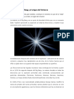 La teoria del Big Bang y el origen del Universo.doc