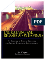 Lng Receiving and Regasification Terminals