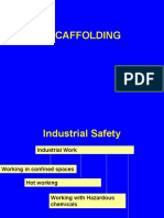 Work at Height Scaffolding 1