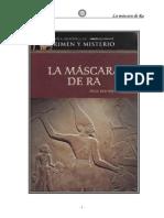 Paul Doherty - Amerotke 01 - La Mascara de Ra