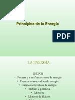 Principios de la Energia