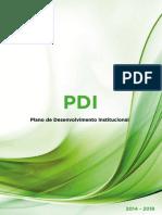 PDI 2014 - 2018