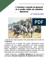 Caballeria - Operación Cowboy