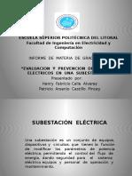 Presentacion Subestacion